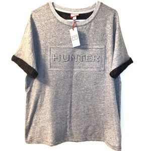 Hunter for Target Embossed Hunter w Cuffed Sleeves